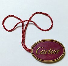 Cartier Pasha Chronograph Hangtag Tag Etichetta CACHET Wachssiegel Le Must OEM