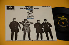 "BEATLES 7"" EP (4 CANZONI) LONG TALL SALLY / I CALL. UK MINT UNPLAYED MAI SUONATO"