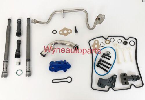 Blue Diesel Update Kit fit for 2004-2007 6.0L Powerstroke W// Billet Regulator