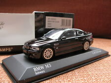 1/43 Minichamps BMW M3 E46 (2000) diecast black