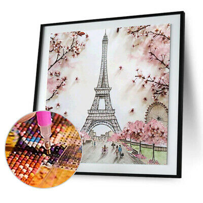 5D DIY Full Drill Diamond Painting Gathering Cross Stitch Embroidery Mosaic N#S7