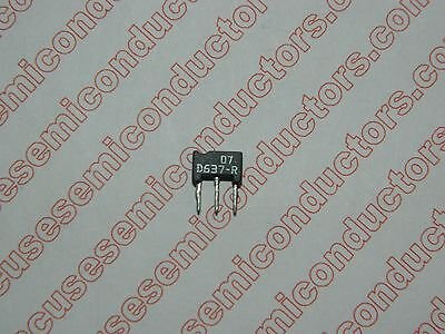 LOT of 5 Pcs D637 Panasonic Transistor 2SD637R 2SD637-R D637-R D637R