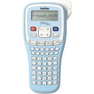 BROTHER P-touch PT-H100LB Beschriftungsgerät 4977766750066 Schriftband TZ 3.5-12