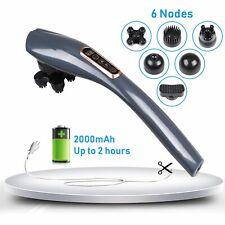 FujiGun Cordless Massager Portable Deep Tissue Handheld Percussion Massager
