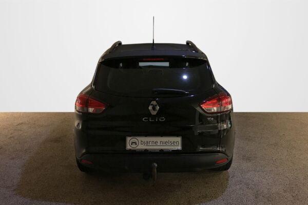 Renault Clio IV 0,9 TCe 90 Limited ST - billede 3