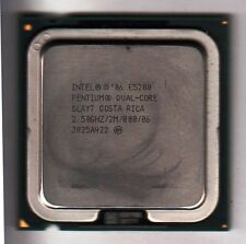 INTEL SLAY7 PENTIUM DUAL CORE E5200 2.5GHZ 2MB L2 800MHZ FSB LGA775 CPU - N