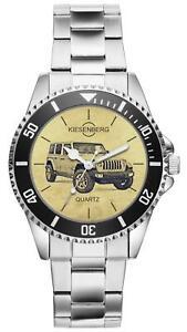 Für Jeep Wrangler JL Unlimited Fan Armbanduhr 5484