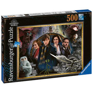 Ravensburger-Fantastic-Beasts-The-Crime-of-Grindelwald-500-Piece-Jigsaw-Puzzle