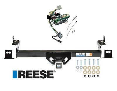 Reese Trailer Tow Hitch For 95-04 Toyota Tacoma w/ Wiring Harness Kit | eBay | Reece Wiring Harness Toyota |  | eBay
