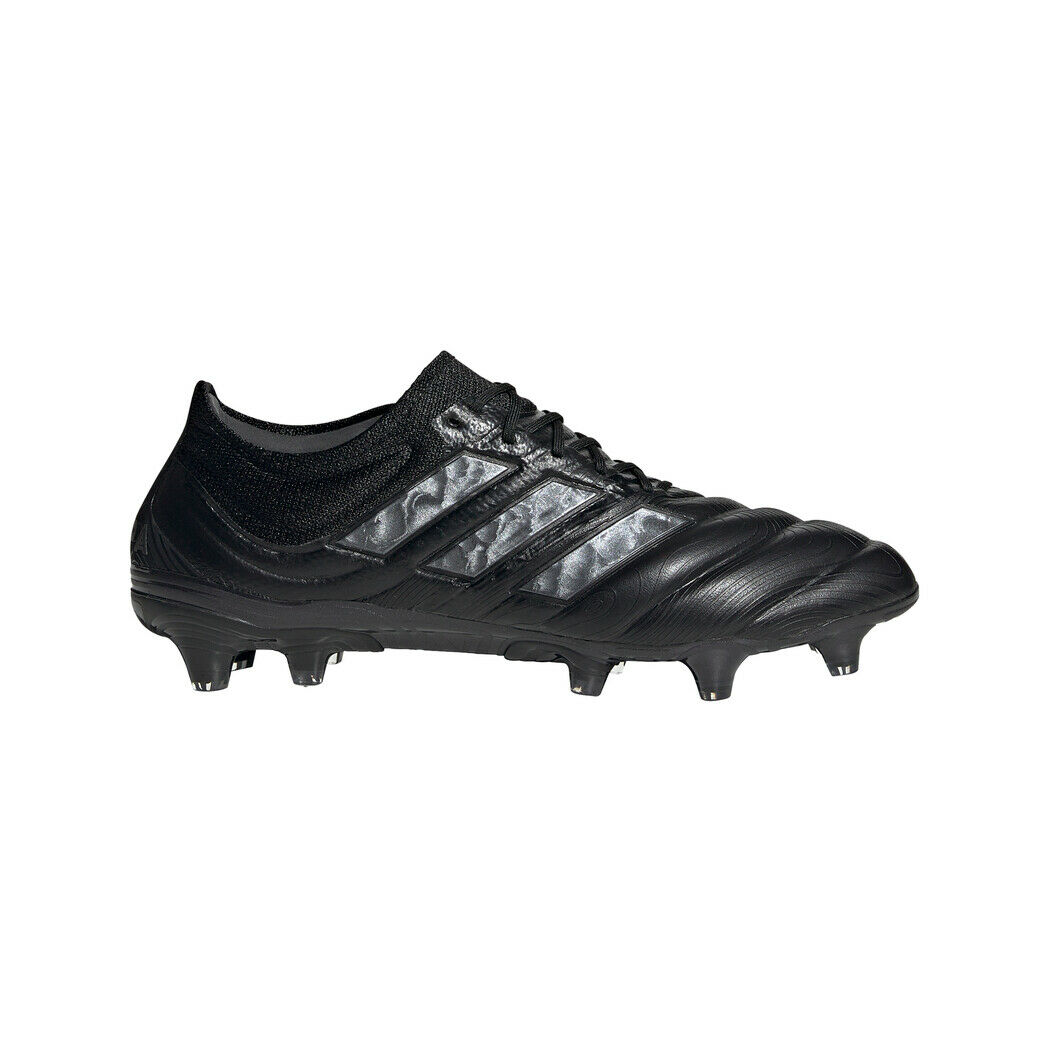 Adidas Copa 20.1 FG Fußballschuhe Känguruleder schwarz schwarz grau