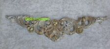 Türbogen Relief Bild Wandrelief Wandbild Ornament Barock Wanddeko 500 Optik Marm