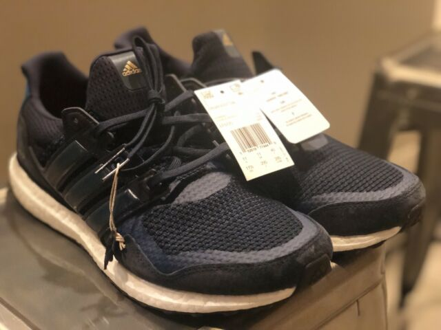 Adidas Ultra Boost S/&L 1.0 Men/'s Running Shoes Collegiate Navy EF0725 LIMITED