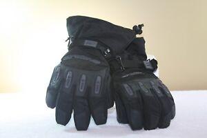 ARCTIVA-SNOWMOBILE-Men-039-s-Tracker-2-Gloves-NEW-never-worn-Small