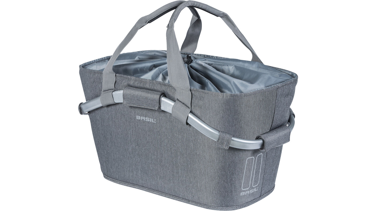 0.838.0065 Basil Cestino Bicicletta Posteriore 2day carry all rear basket 50x28x26