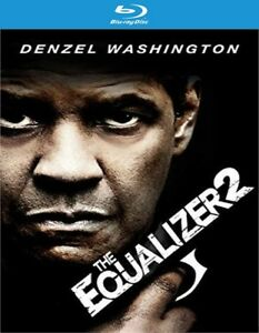 The Equalizer 2 Blu Ray Disc 2018 43396488151 Ebay