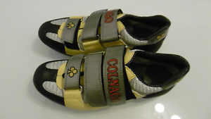 Vintage Colnago Cycling  shoes Size 40 NOS  free shipping worldwide