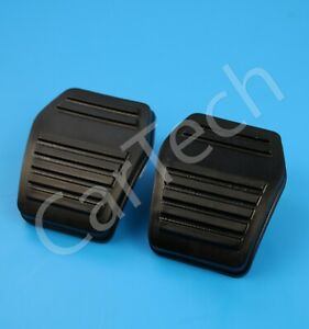 2x-Ford-Focus-MK1-Pedal-Almohadilla-Cauchos-1998-2004-OEM