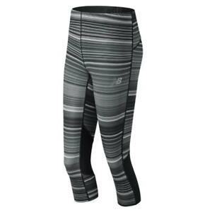 95f7c36dd1db1 Details about New Balance Women's Impact Printed Running Leggings