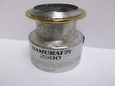 USED DAIWA SPINNING REEL PART - Samurai 7i 2500 - Spool Assembly