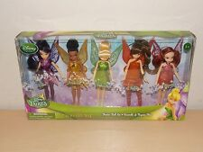 DISNEY PARKS STORE Tinkerbell and the Legend of Neverbeast Fairies Doll Set New