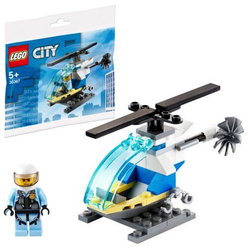 LEGO® City Recruitment Bags 30367 Polizeihubschrauber