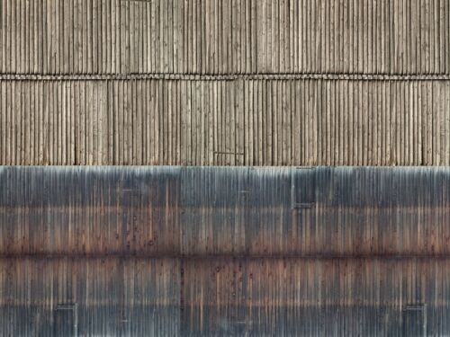 "Spur H0 3D-Kartonplatte ""Bretterwand"" 1 St Noch 56964"