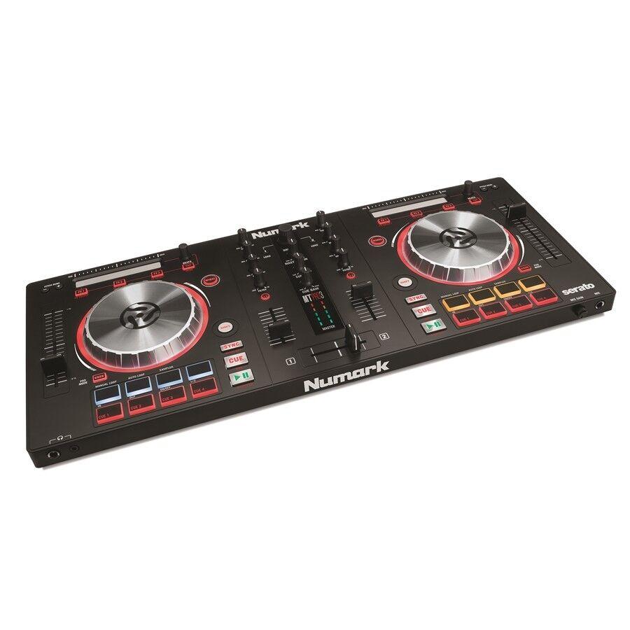 con il 60% di sconto NUMARK MixTrack Pro III 3     CONTROLLER MIDI USB PER DJ  risparmia fino al 30-50% di sconto