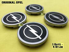 ORIG Opel Nabenkappen Satz Alufelge Radkappen Felge Abdeckung universal SELTEN