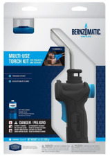 New Bernzomatic Multi Use Torch Kit Ts3500kc With Propane Cylinder