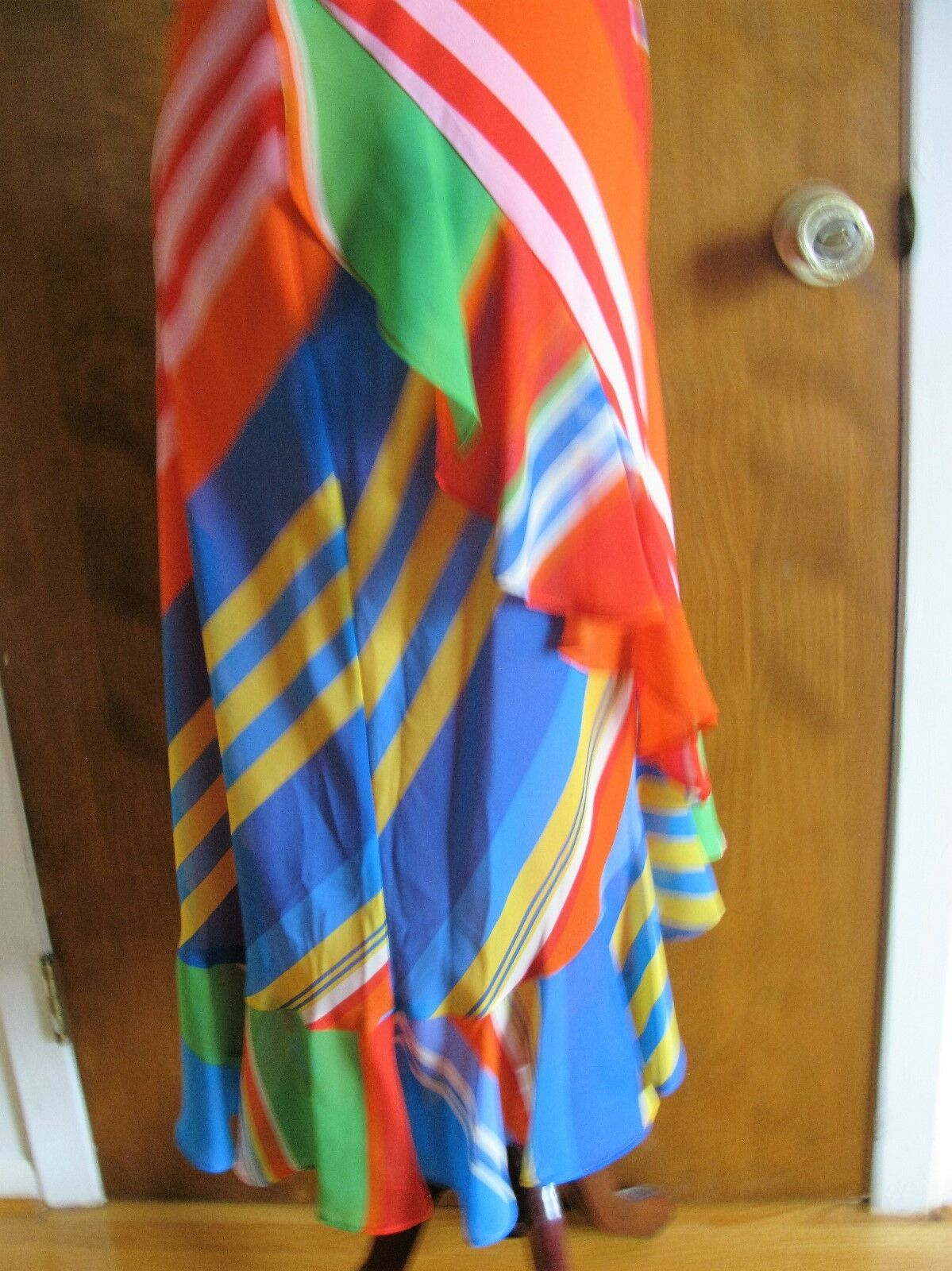 Ralph Lauren women's detailed multi-color lined skirts size M,L,XL NWT