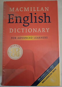 Macmillan English Dictionary for Advanced Learners (con CD-ROM)