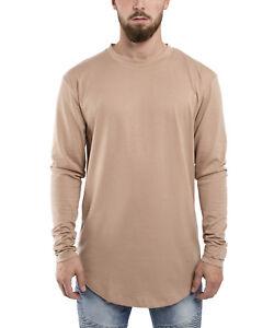 fd8473cb956823 Das Bild wird geladen Blackskies-Side-Zip-Longsleeve-T-Shirt-Desert- Longshirt-