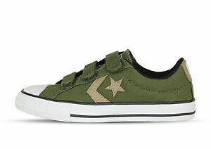 converse all star caqui