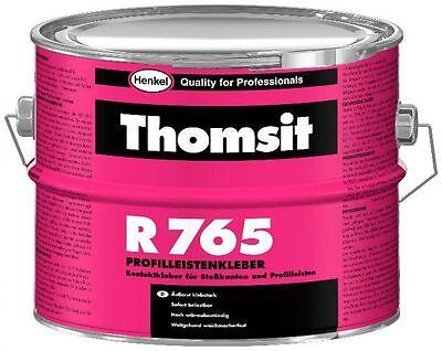 Heimwerker Kleber Humorvoll Thomsit R 765 Profilleistenkleber 5kg Bodenkleber Clear-Cut-Textur