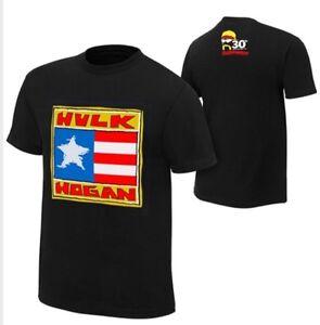 hulk hogan t shirt for sale