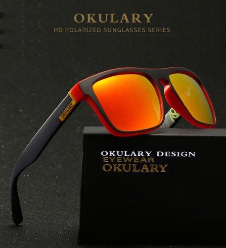 Sonnenbrille UV 400 Hülle Okulary HD Sonnenbrillen Sonnenbrille polarisiert