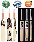 "2016 Model 2PCS (KOOKABURRA ONYX + GM MOGUL) ""Free Shipping"" Cricket Bat Size SH"