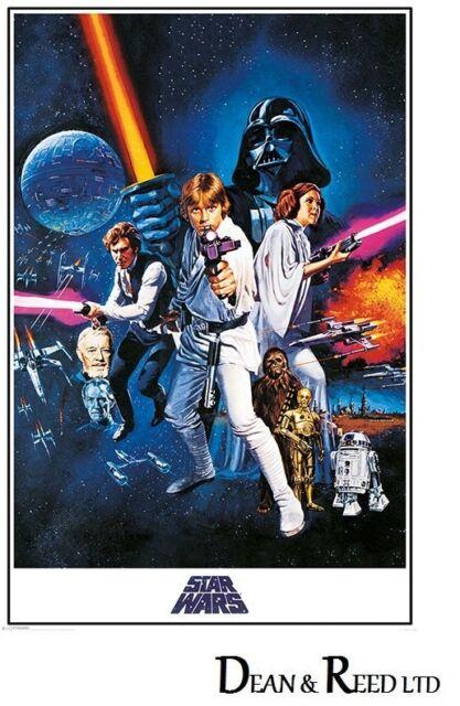 STAR WARS THE EMPIRE STRIKES BACK Maxi Poster 61cm x 91.5cm PP33338-329
