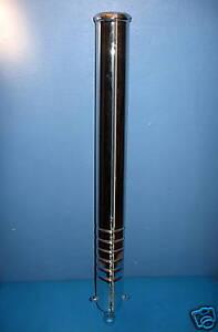 Vigreux-Kolonne-Argent-Enduit-Efficace-Hauteur-400-mm-A5044131