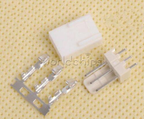 Terminal Pin Conector Kits Nuevo Encabezado de 2.54mm 20PCS KF2510-3P carcasa