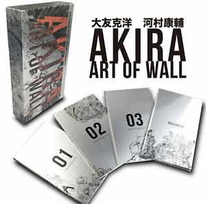 Akira-Wall-Art-Katsuhiro-Otomo-Parco-MUSEUM-Tokyo-EXHIBITION-SPECIAL-BOOK-New-Li