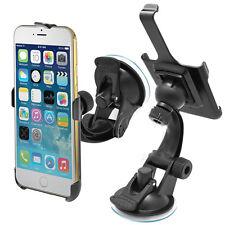 "360 ° Parabrisas Soporte Para Coche Cuna Car Mount Soporte Para Apple Iphone 6 4.7 "" / F6"