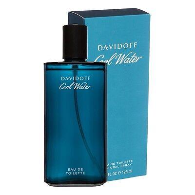 DAVIDOFF COOL WATER (M) 125ML EDT SPRAY