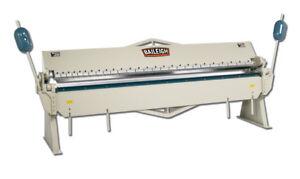 Baileigh-BB-12014-10-039-Length-14-GA-Box-amp-Pan-Brake