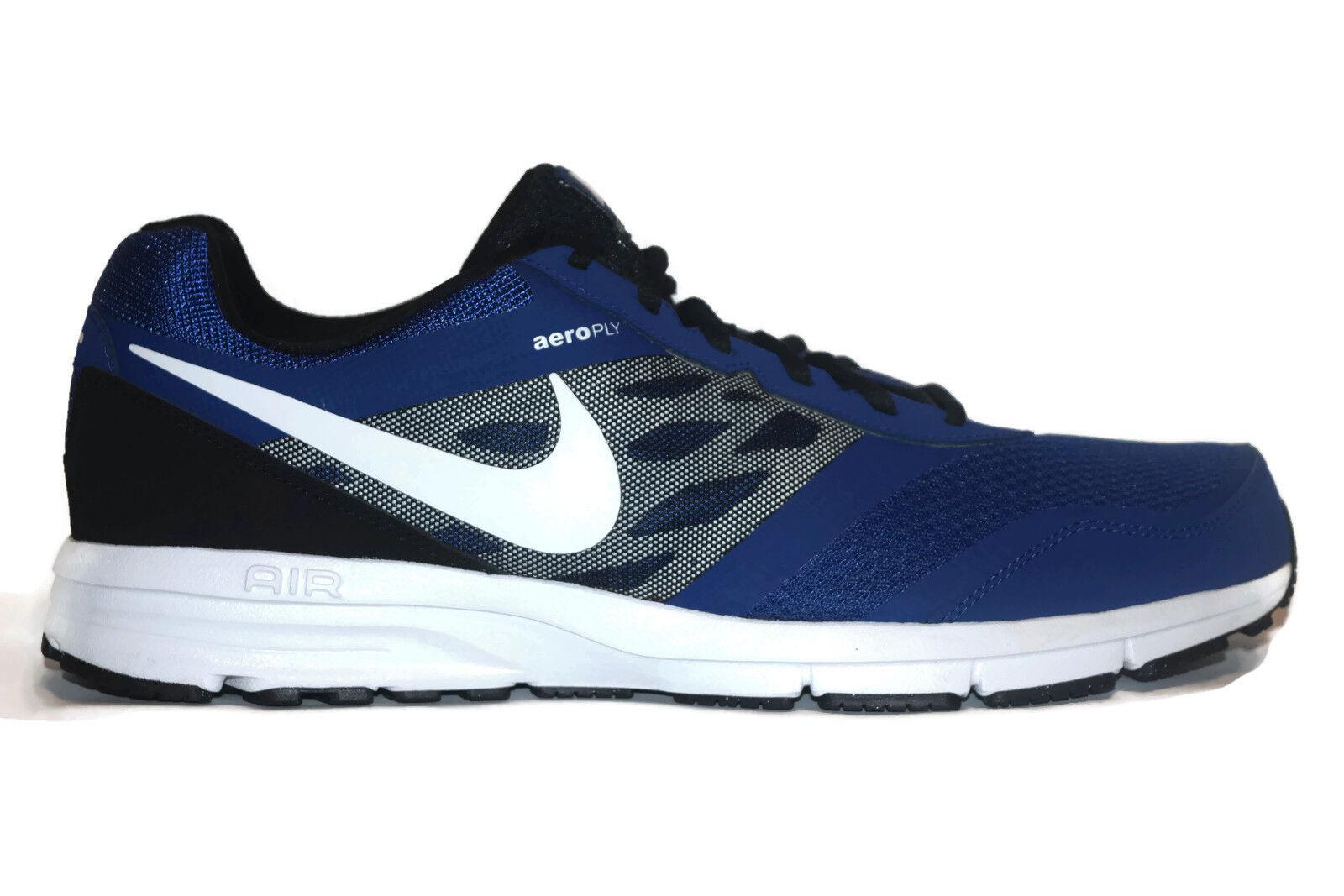 Men's Nike Air Relentless 4 Running Shoes, 685138 404 Size 14 DRoyal Blue/