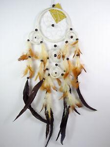 Sammler-Amulette Traumfänger Dreamcatcher Kokopelli Kokopele Anasazi Indianer Leder bunt NEU! Sammeln & Seltenes