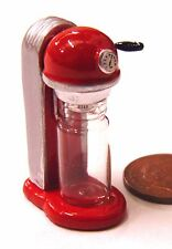 1:12 Scale Dolls House Miniature Cafe Kitchen Accessory Red Soda Drink Machine
