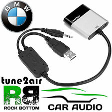 BMW 3 5 6 7 Series Wireless Music Streaming iPhone Android Interface WMA3000B