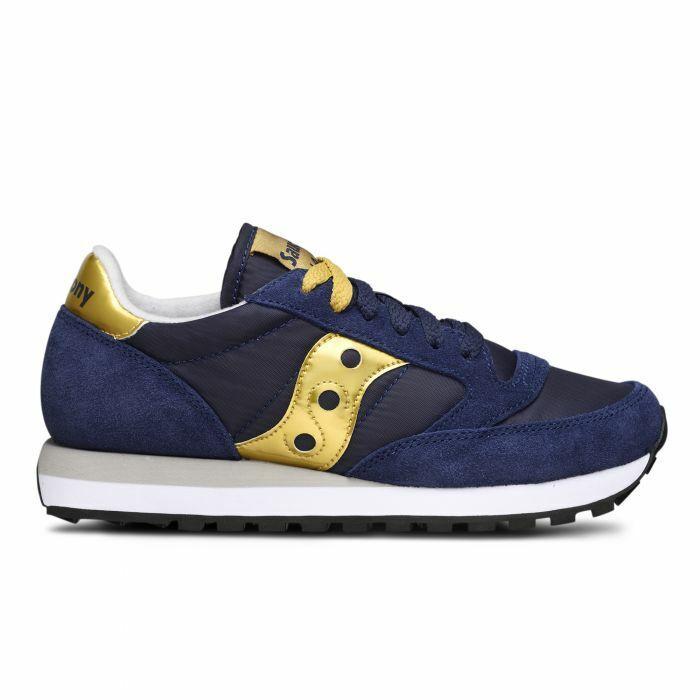 shoes women Saucony Jazz Original Estate 2019 Originali 100% 1044 462 Blù gold