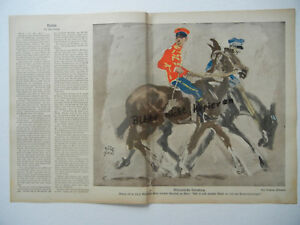Bauriedl Feldbauer Aromatischer Charakter Und Angenehmer Geschmack b144 Hell Original Blatt Aus Der Zeitschrift Jugend 1907